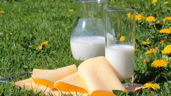 Piena produkti - Sputnik Latvija