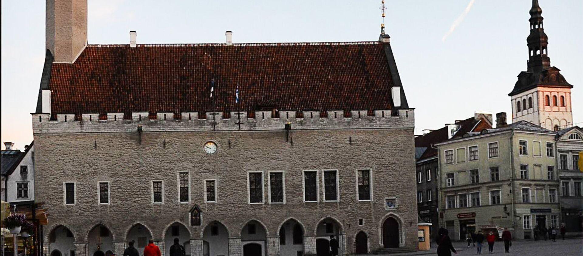 Таллин, старый город - Sputnik Латвия, 1920, 17.05.2021