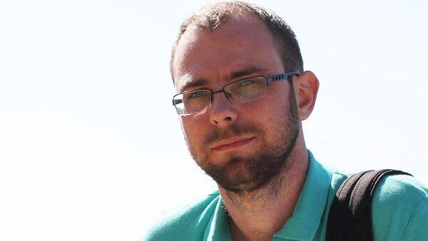 Эксперт Центра изучения кризисного общества Александр Вершинин - Sputnik Латвия