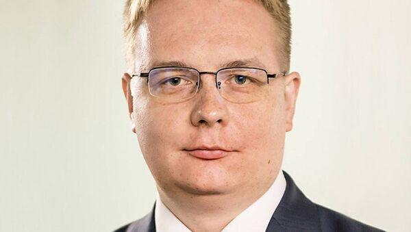 Виктор Ивановский, руководитель направления в Solar Security, компании, специализирующейся на информационной безопасности - Sputnik Латвия