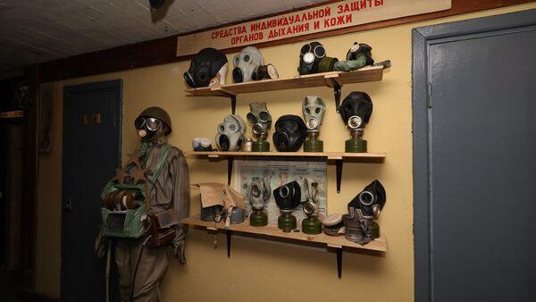 Ночь гражданской обороны в бункере - Sputnik Латвия