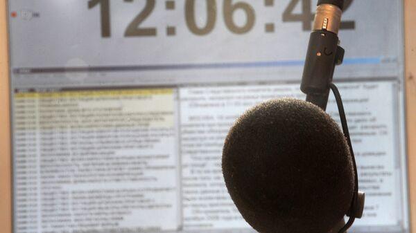 Работа радиостанции - Sputnik Латвия