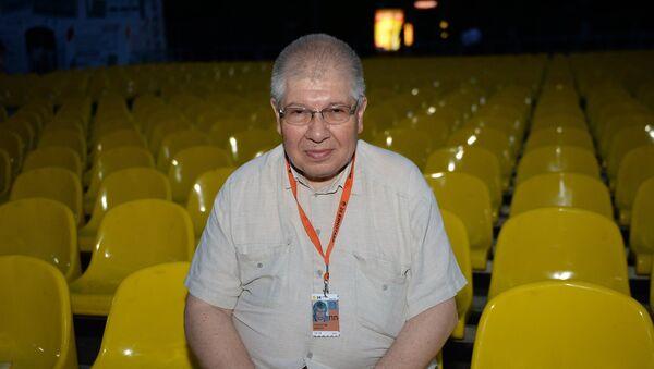 Кинокритик Кирилл Разлогов - Sputnik Латвия