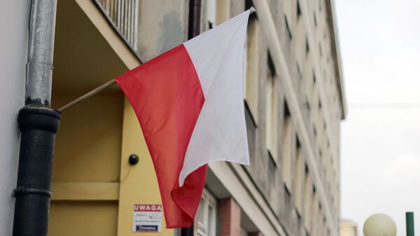 Польский флаг - Sputnik Латвия