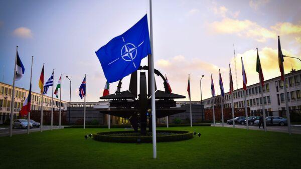 Штаб-квартира НАТО в Брюсселе - Sputnik Latvija