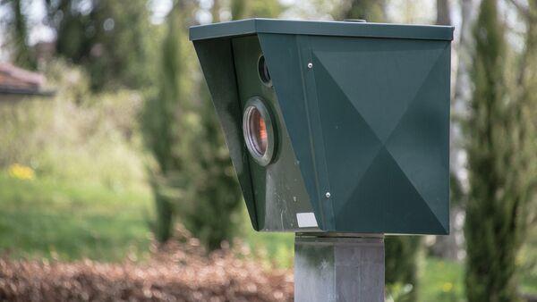 Камера контроля скорости - Sputnik Латвия