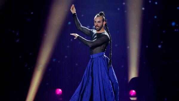 Участник Евровидения 2017 Славко Калезич - Sputnik Latvija