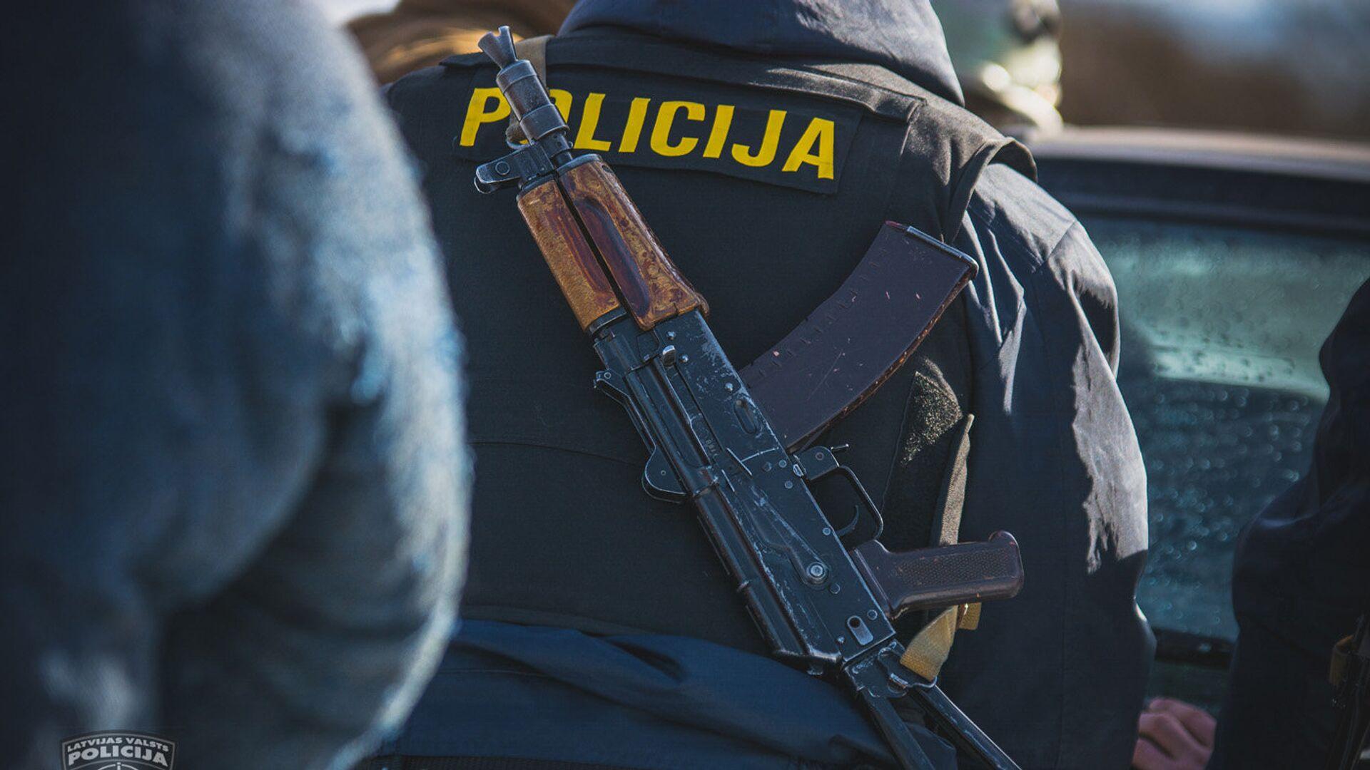 Государственная полиция Латвии - Sputnik Латвия, 1920, 04.04.2021