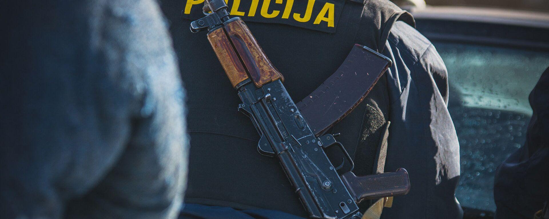 Государственная полиция Латвии - Sputnik Латвия, 1920, 20.05.2021