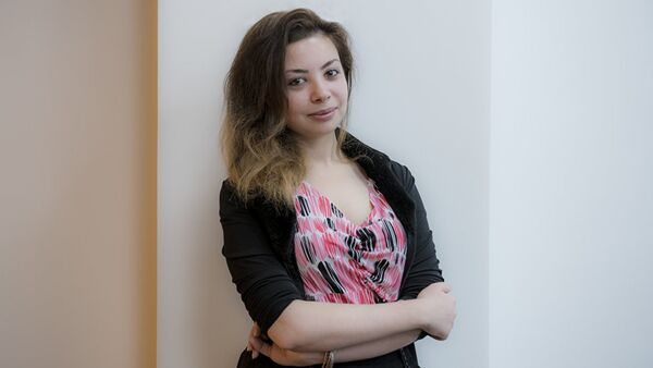 Виктория Тигиева - Sputnik Латвия