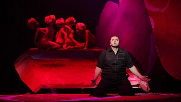 Премьера оперы Рихарда Вагнера Тангейзер в Латвийской национальной опере - Sputnik Латвия