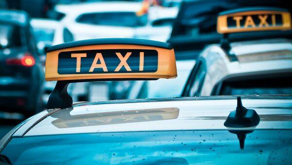 Такси - Sputnik Latvija