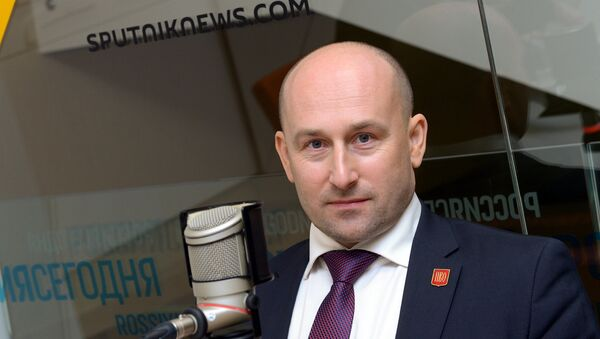 Николай Стариков - Sputnik Латвия