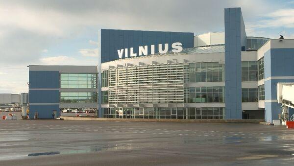Аэропорт в Вильнюсе - Sputnik Латвия