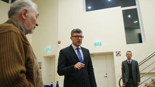 Diskusija kūrortpilsētā - Sputnik Latvija