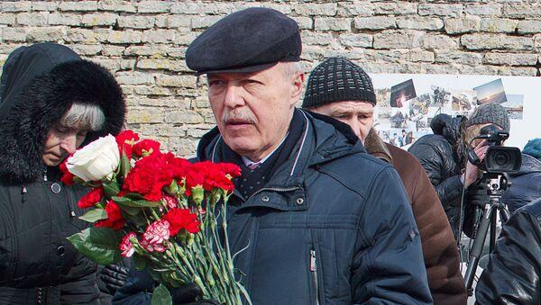 Генеральный консул РФ в Нарве Дмитрий Казеннов - Sputnik Латвия
