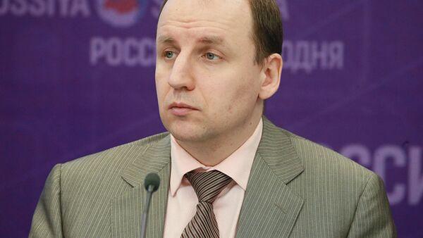 Политолог Богдан Безпалько - Sputnik Латвия