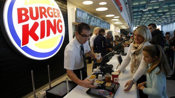 Ресторан Burger King - Sputnik Латвия