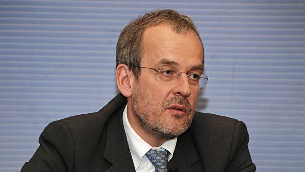 Евродепутат Робертс Зиле - Sputnik Латвия