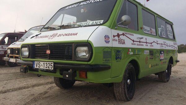 Микроавтобус РАФ - Sputnik Латвия