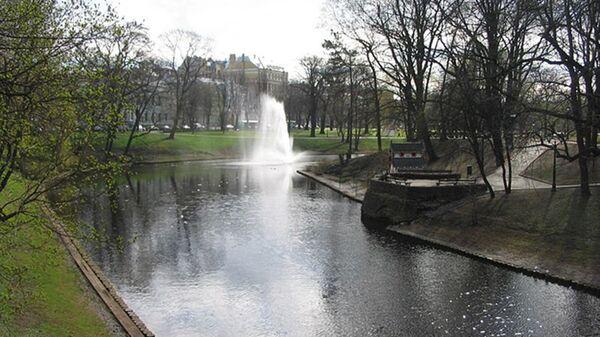 Рижский городской канал, архивное фото - Sputnik Латвия