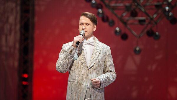 Актер театра Дайлес Интарс Решетинс - Sputnik Латвия