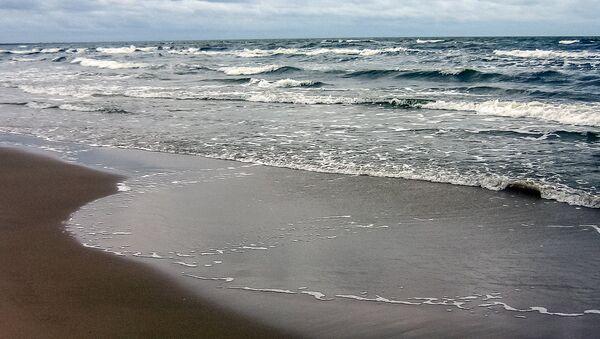 Пляж в Болдерае, Рига - Sputnik Latvija