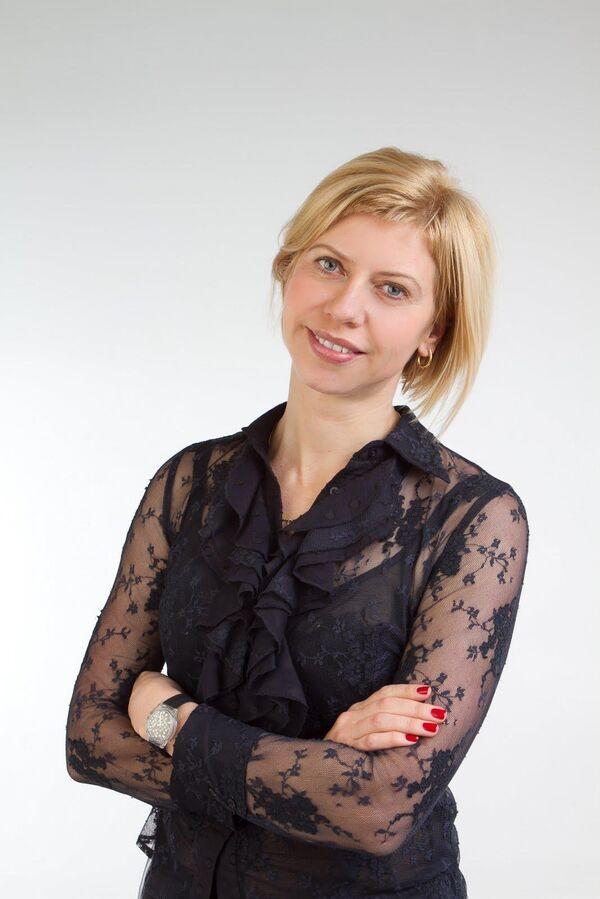 Министр здравоохранения Латвии Анда Чакша - Sputnik Латвия