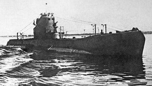 Подводная лодка типа Щука в дни Великой Отечественной войны - Sputnik Латвия