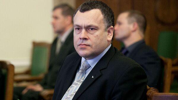 CVK vadītājs Arnis Cimdars - Sputnik Latvija