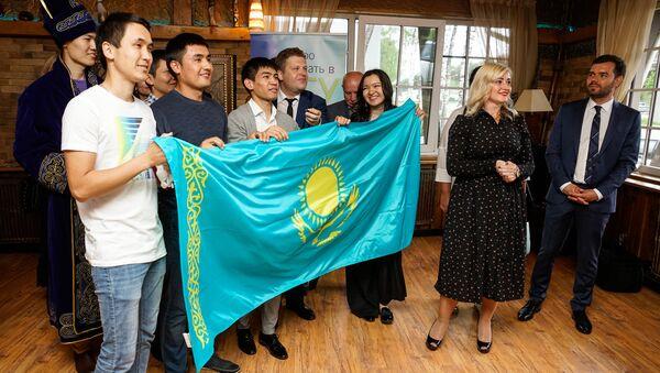 Мероприятие посольства Республики Казахстан В ожидании EXPO-2017 - Sputnik Латвия