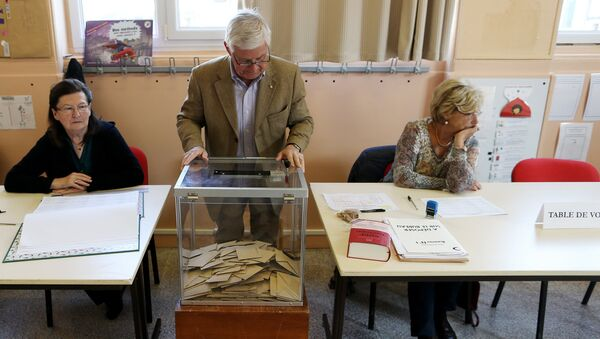 Vēlēšanas. Foto no arhīva - Sputnik Latvija