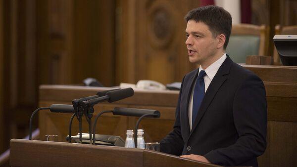 Депутат Сейма Эдвин Шноре - Sputnik Латвия