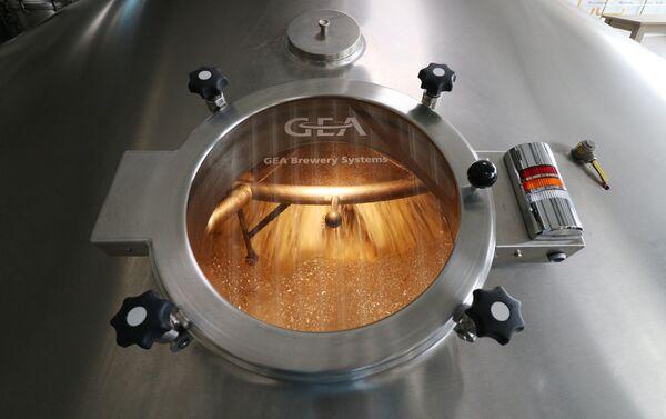 Иллюминатор в пиво - Sputnik Латвия