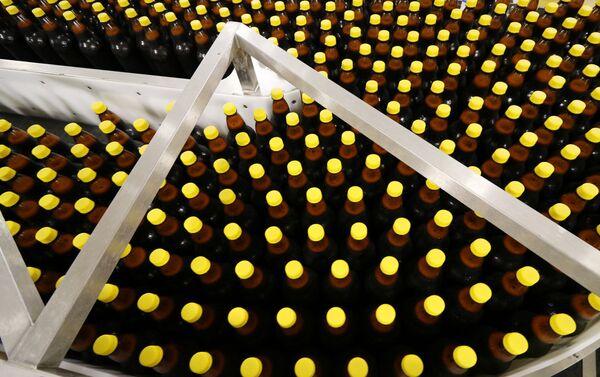Готовый продукт завода Лидское пиво - Sputnik Латвия