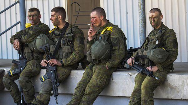 Военные учения НАТО - Sputnik Латвия