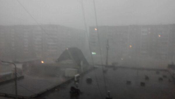 Ураган в Нижнем Тагиле - Sputnik Латвия