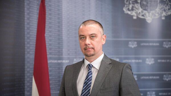 Екаб Страуме - Sputnik Latvija