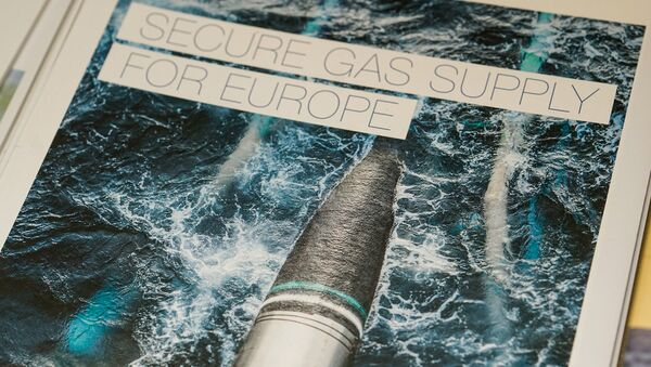 Газопровод Nord Stream 2 - Sputnik Латвия