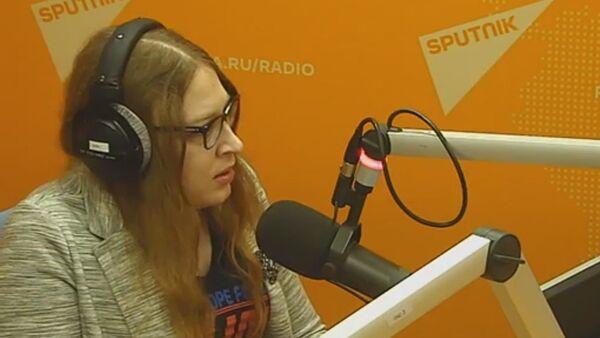 Виктория Легранова - Sputnik Латвия