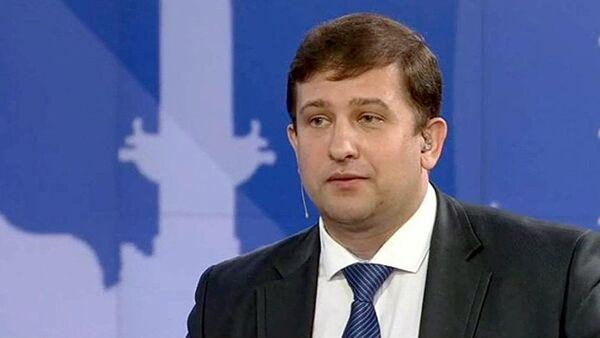 Член научного совета при СБ РФ Андрей Манойло - Sputnik Латвия