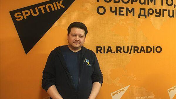Американист и политолог Дмитрий Дробницкий - Sputnik Латвия