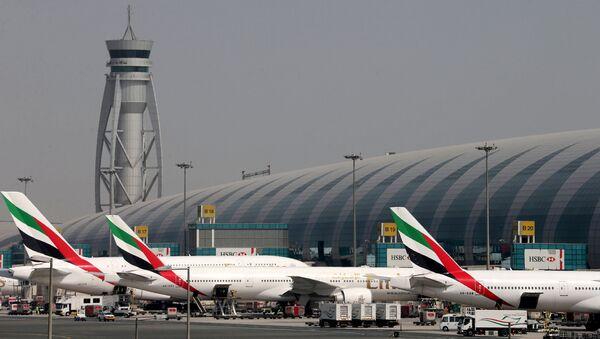 Дубай, аэропорт - Sputnik Латвия