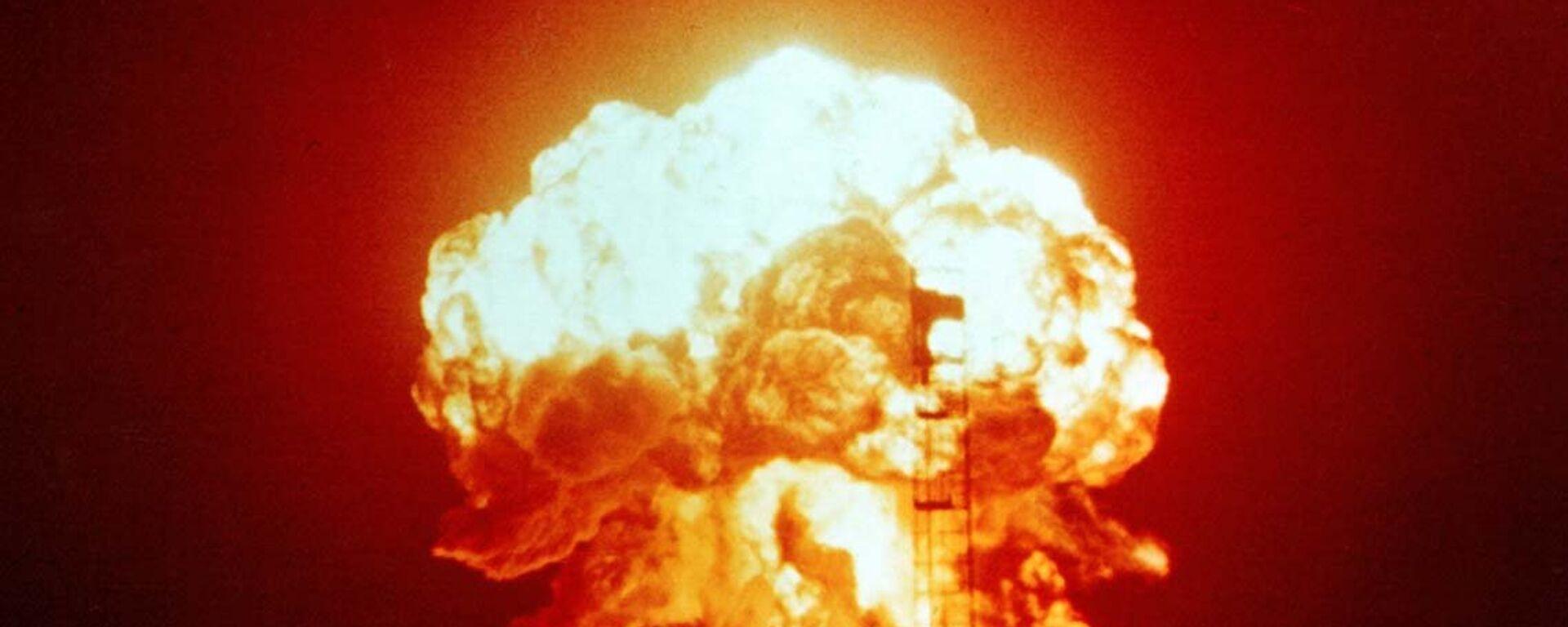 Ядерные испытания - Sputnik Latvija, 1920, 03.06.2021