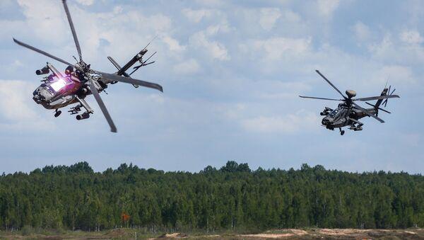 Военные учения Saber Strike 2017 - Sputnik Latvija