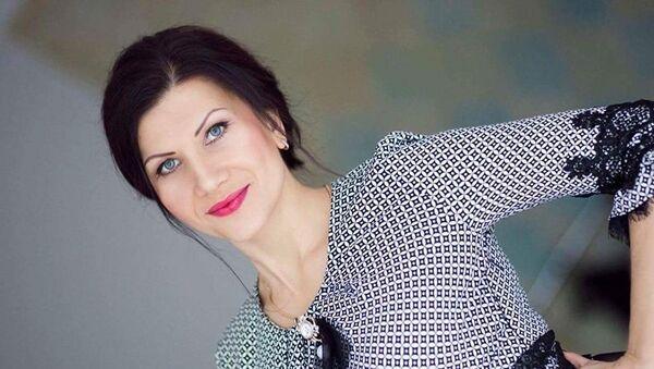 Психолог Светлана Нефедкина - Sputnik Латвия