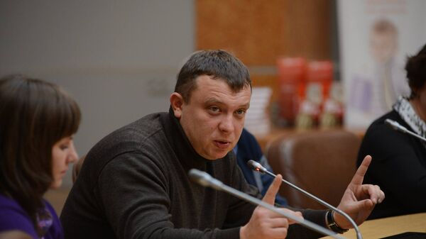 Политолог Семен Уралов - Sputnik Латвия