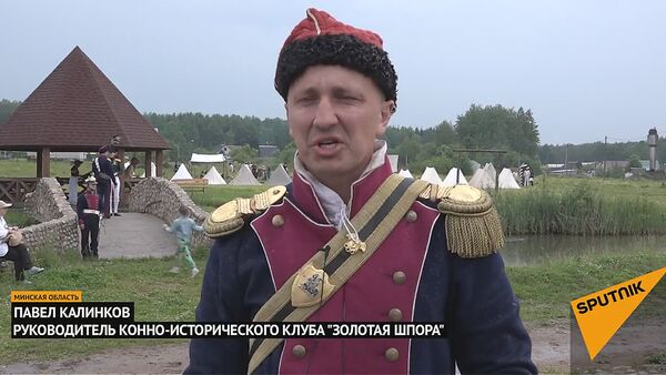 Битва эпохи наполеоновских войн состоялась под Минском - Sputnik Латвия