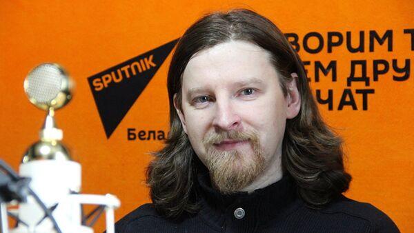 Философ Алексей Дзермант - Sputnik Латвия