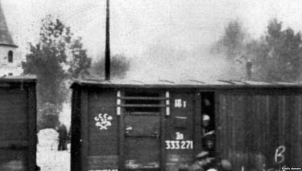 Латвия,1941 год. Депортация в Сибирь - Sputnik Латвия